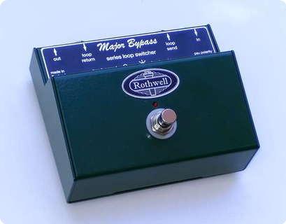 Rothwell Audio Major Bypass