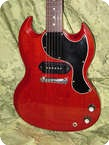 Gibson SG LES PAUL JUNIOR 1962 Cherry Red