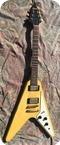 Gibson Flying V 1983 White Creme