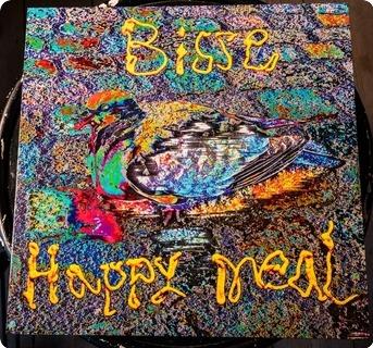 Bisse Happy Meal Bisse Self Released  2016