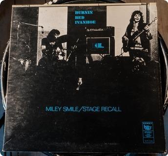 Burnin Red Ivanhoe Miley Smile / Stage Recall  Sonet – Slps 1540 1972