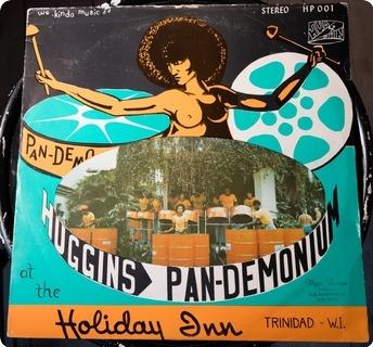 Huggins Pan Demonium At The Holiday Inn Trinidad   W.i.  Hug Pan – 001 1975