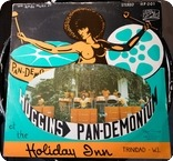 Huggins Pan demonium At The Holiday Inn Trinidad W.I. Hug Pan 001 1975