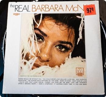 Barbara Mcnair The Real Barbara Mcnair  Motown – Ms 680 1969
