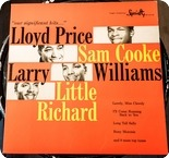 Lloyd Price Sam Cooke Larry Williams Little Richard Our Significant Hits Specialty SP 2112 1960