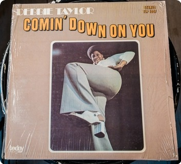 Debbie Taylor  Comin' Down On You  Today Records – Tlp 1007 1972