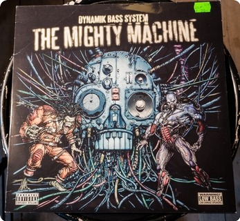 Dynamik Bass System The Mighty Machine  Dominance Electricity – Dr 039.015 2008