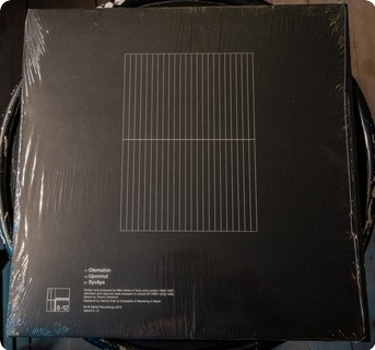 Ø Syväys  Sähkö Recordings – Sähkö 6 12 2012