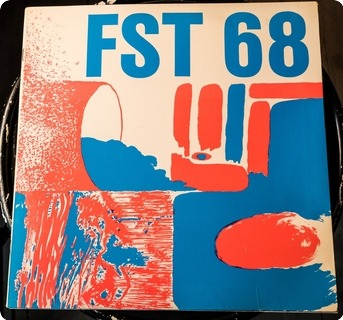 Various  Fst 68  Phono Suecia ‎– Ps 2 1968