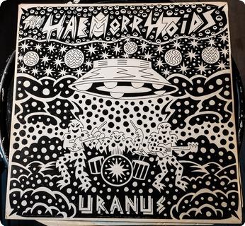 The Haemorrhoids Uranus  Rektum Records – Reca 00001 1985