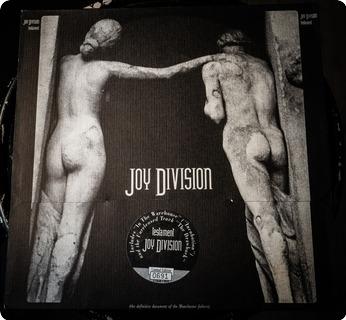 Joy Division Testament  Aulica – A 113.22, Neverend – Ne/5 1991