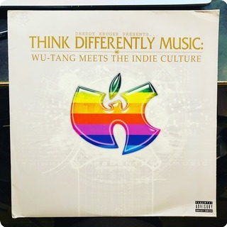 Dreddy Kruger Think Differently Music: Wu Tang Meets The Indie Culture Bbg Lp 212 2005