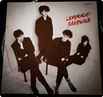 Leningrad Sandwich Steps  Good Noise ‎– Vgns 2018 1983