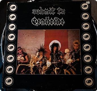 Genöcide Submit To Genöcide  New Renaissance Records – Nrr 30 1987