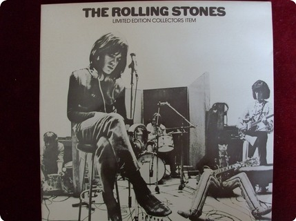 The Rolling Stones Limited Edition Collectors Item Decca / Rs.3006