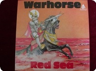 WARHORSE RED SEA Thunderbolt Records THBL 010 1984