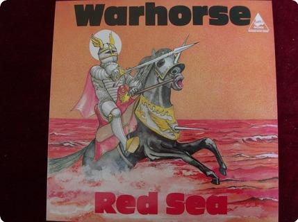 Warhorse Red Sea Thunderbolt Records / Thbl 010 1984