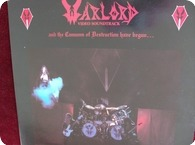 WARLORD-The And The Cannons Of Destruction Has Begun-Roadrunner  / RR9806-1984