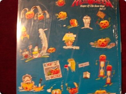 Helloween Keeper Of The Keys Part Ii   Picture Disc Noise International / N 0117 9 1988