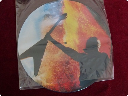 The Michael Schenker Group ( Msg ) Assault Attack   Pict Disc Chrysalis Pchr1393 1982