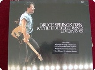 BRUCE SPRINGSTEEN-  Bruce Springsteen And E Street Band Live 1975-1985-CBS / CBS 450227 1-1986