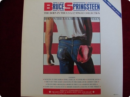 Bruce Springsteen The Born In The U.s.a. 12