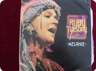 Melanie-Ruby Tuesday - White Label/Test Pressing- Food For Thought Records ‎– 12 YUM 117 -1989