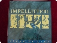 IMPELLITTERI-Stand In Line / White Label - Test Pressing-Music For Nations / MFN 87-1988
