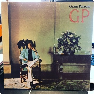 Gram Parsons Gp Ms 2123 1973