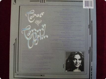 Tommy Bolin Teaser Nemperor Records /pz 37534 1982