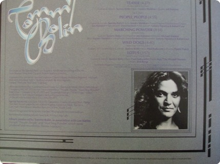 Tommy Bolin Teaser Nemperor Records /pz 37534 1982