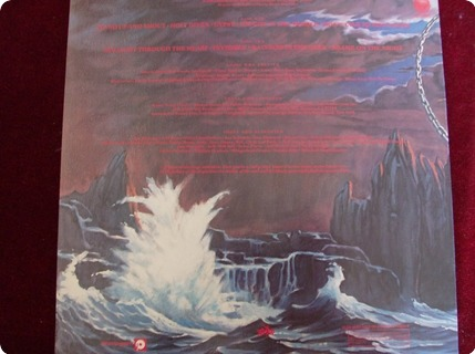 Dio Holy Diver  Vertigo / Vers 5 1983