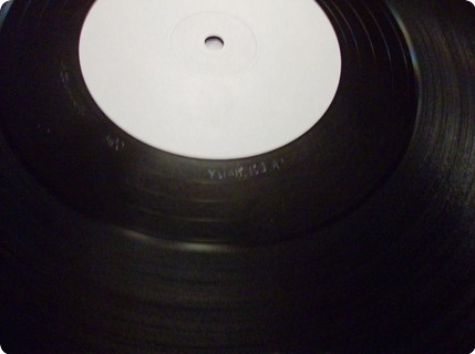 Gogmagog  I Will Be There    White Label, Test Pressing(12  Food For Thought Records / Yumt 109  1985