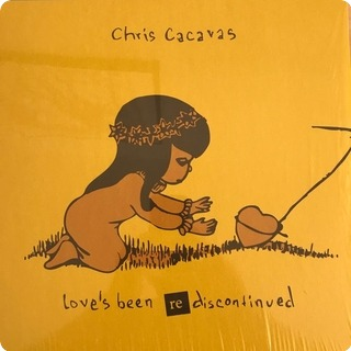 Chris Cacavas Love's Been Re Discontinued (colored) Wouldn't Waste Records / Wwr 09 2018
