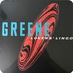Greene Lovers Lingo colored Wouldnt Waste Records WWR 07 2018