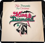 King Diamond No Presents For Christmas Roadrunner Records ‎– RR 125485 1985