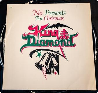 King Diamond No Presents For Christmas Roadrunner Records – Rr 125485 1985