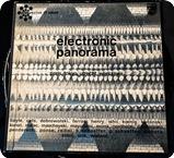 Various Electronic Panorama Paris Tokyo Utrecht Warszawa Philips 6740 001 Prospective 21e Sicle 1970