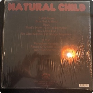 Natural Child For The Love Of The Game Brgr180  2012