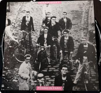 Morrissey   Posing In Paris  Not On Label  1991