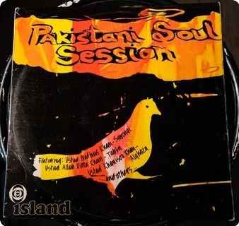 Various Pakistani Soul Session  Island Records – Ilp 945a 1967
