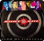Sort Sol-Flow My Firetear- Columbia ‎– 467510 1-1991