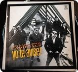 Los Fabulosos Cadillacs Yo Te Avise Discos CBS 120 994 1987