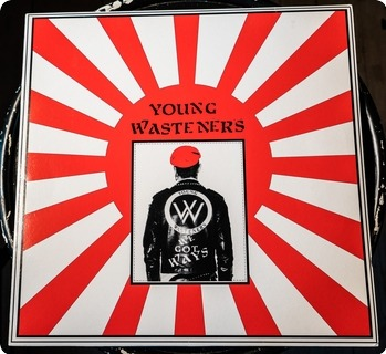 Young Wasteners We Got Ways  Kick N' Punch Records – Knp 10,5 2002