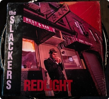 The Slackers Redlight  Hellcat Records – 80403 1 1997