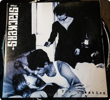 The Slackers The Question  Hellcat Records – 80410 1 1998