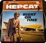 Hepcat Right On Time Hellcat Records 80406 1 1997