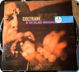 John Coltrane Live At The Village Vanguard  Impulse! ‎– A 10 1963