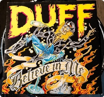 Duff Mckagan Believe In Me  Geffen Records ‎– Gef24605 1993