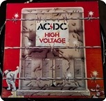 AC/DC-High Voltage- Albert Productions ‎– APLP-009-1983